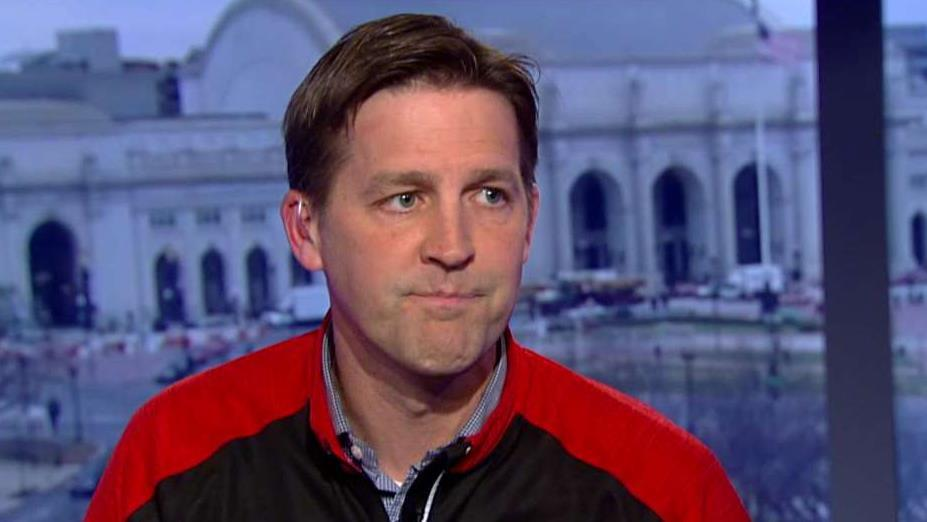 Sen. Ben Sasse on historic flooding in Nebraska