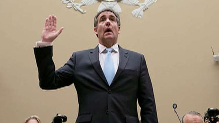New details emerge from Michael Cohen's heavily redacted search warrant documents