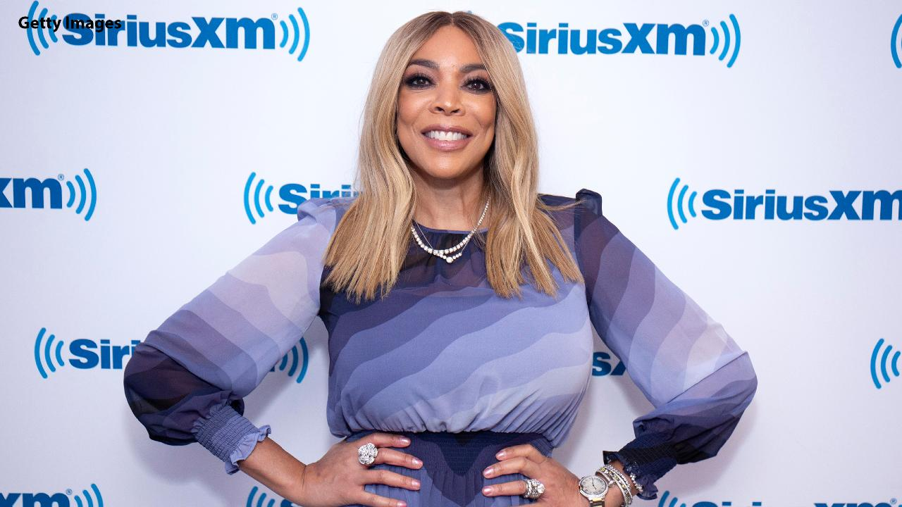Wendy Williams tells her TV audience she's been seeking treatment for addiction