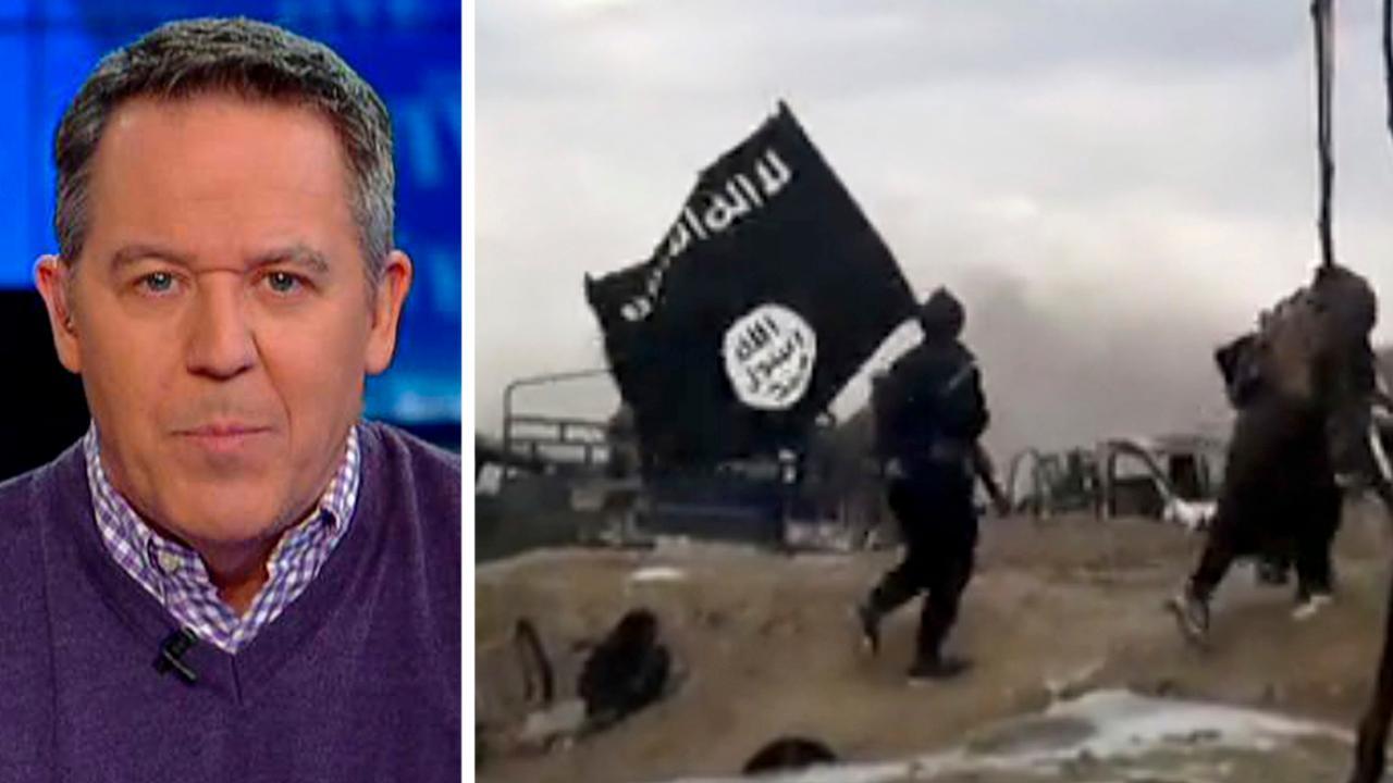 Gutfeld on the crushing of ISIS