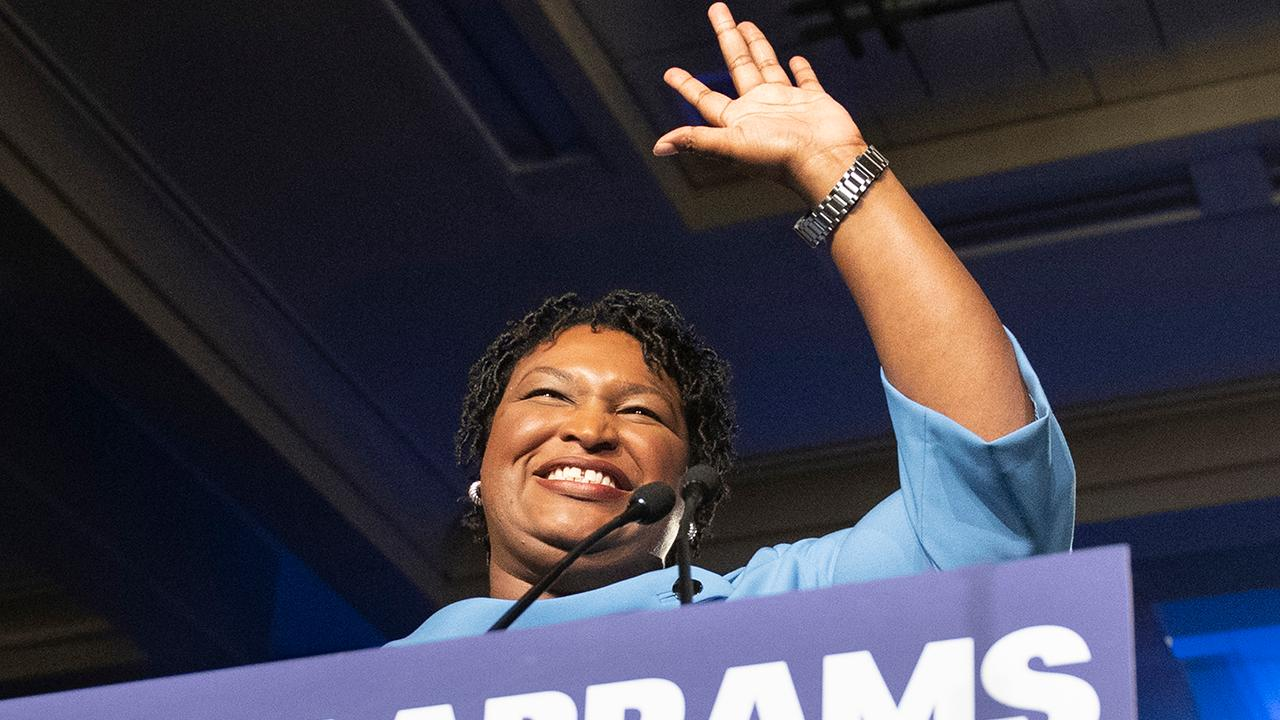 Stacey Abrams nonprofit's spending prompts questions thumbnail