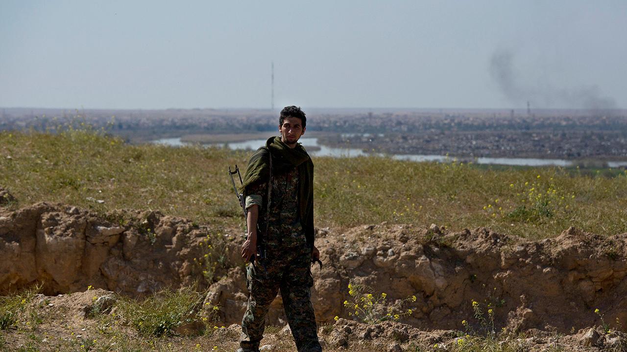 آخرین شهر سوریه که توسط ISIS اداره می شود، آزاد شده است