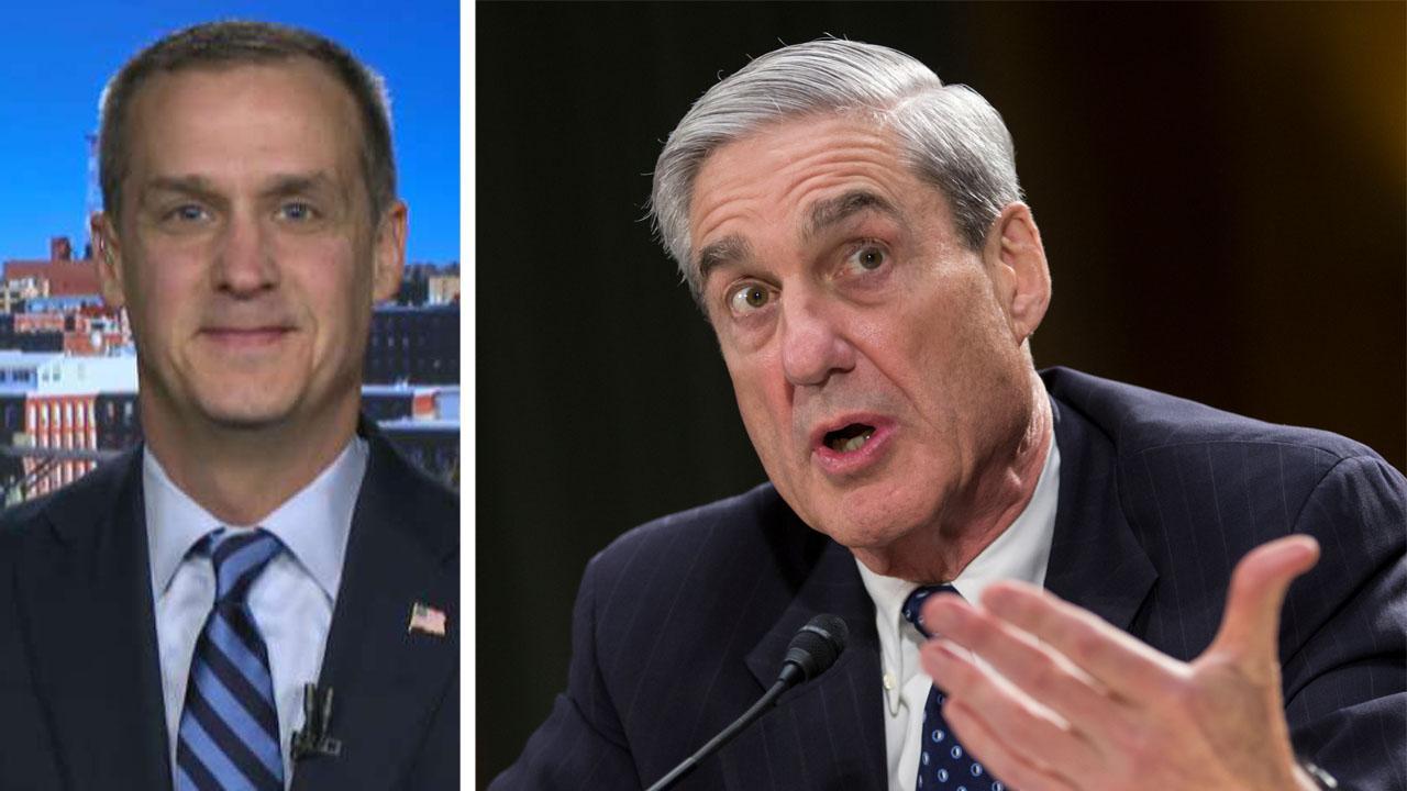 Corey Lewandowski on White House reaction to Mueller report