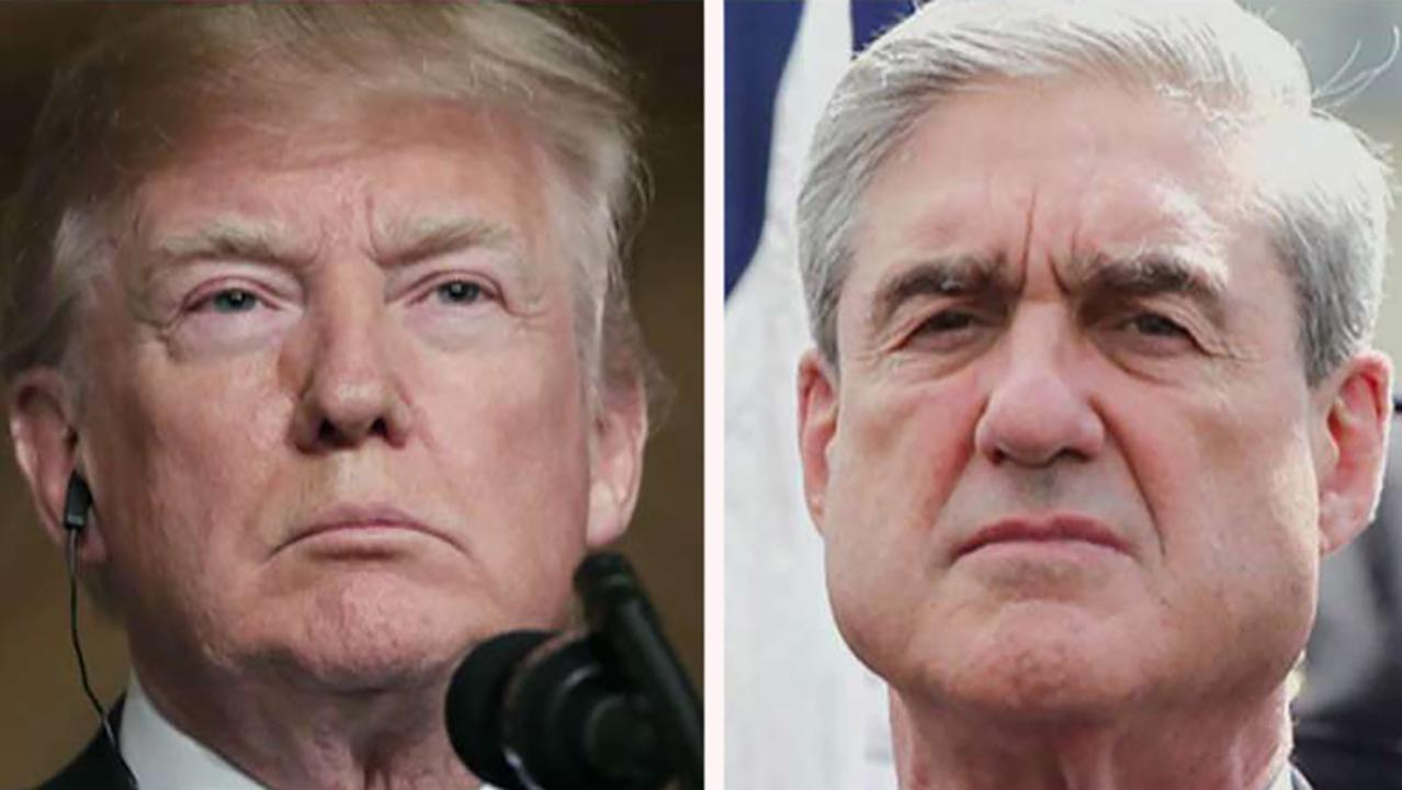 Former DOJ official praises Trump Justice Department's handling of Mueller probe