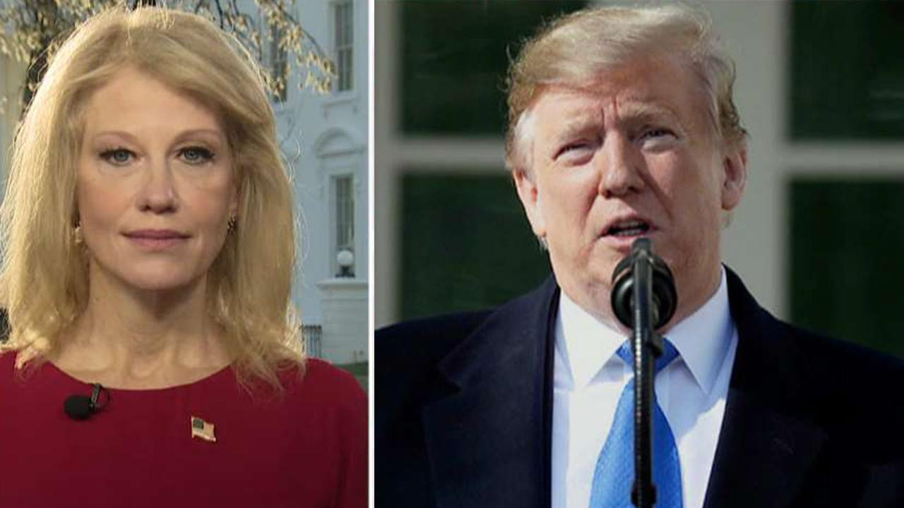 Kellyanne Conway: After 2 years wasted on the Russia probe, Democrats are running out of time for 2020