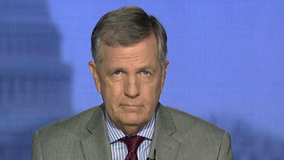 Brit Hume calls media coverage of a collusion account a 'worst journalistic disturbance of my lifetime'