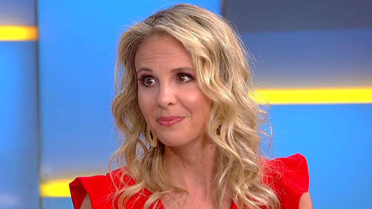 Elisabeth Hasselbeck Opens Up On Her Departure From Fox Friends New Book Rosie O Donnell S Crush Fox News Video