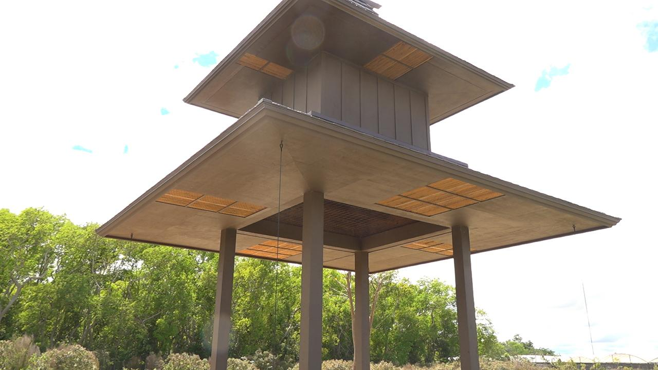 One Of The Largest Bat Houses In World May Save An