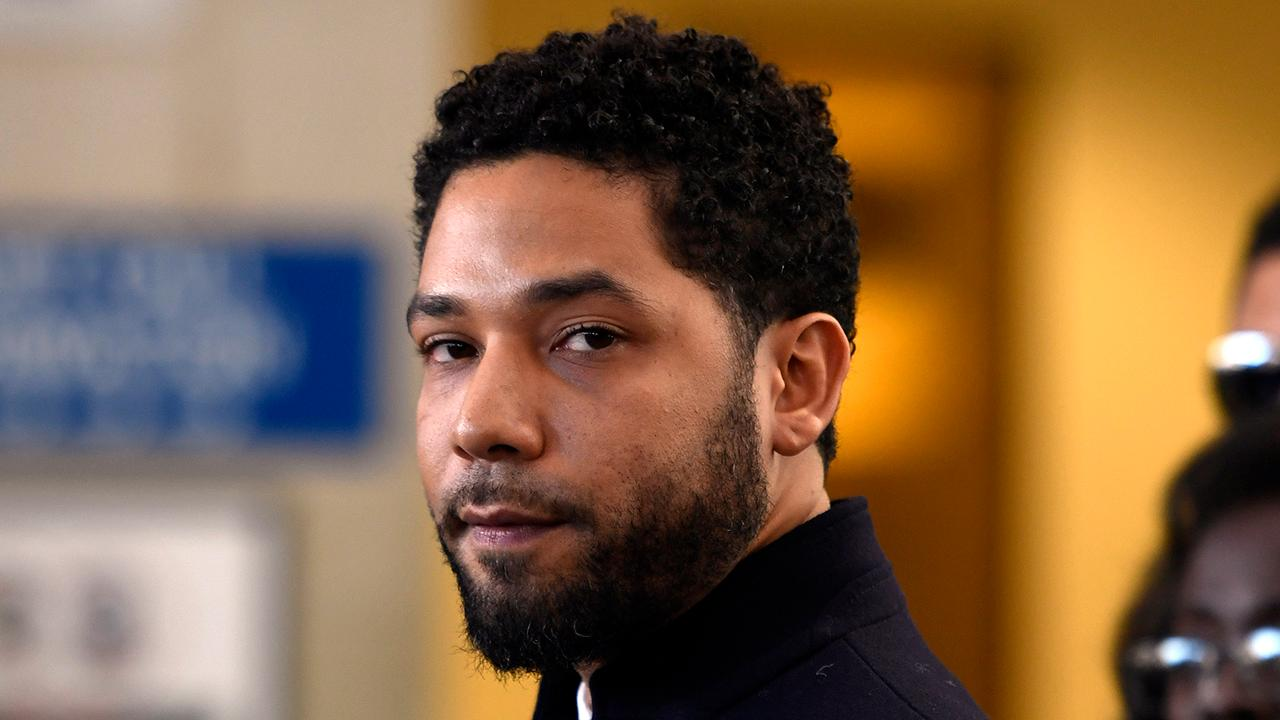 Chicago officials denounce surprise ruling to close Jussie Smollett case