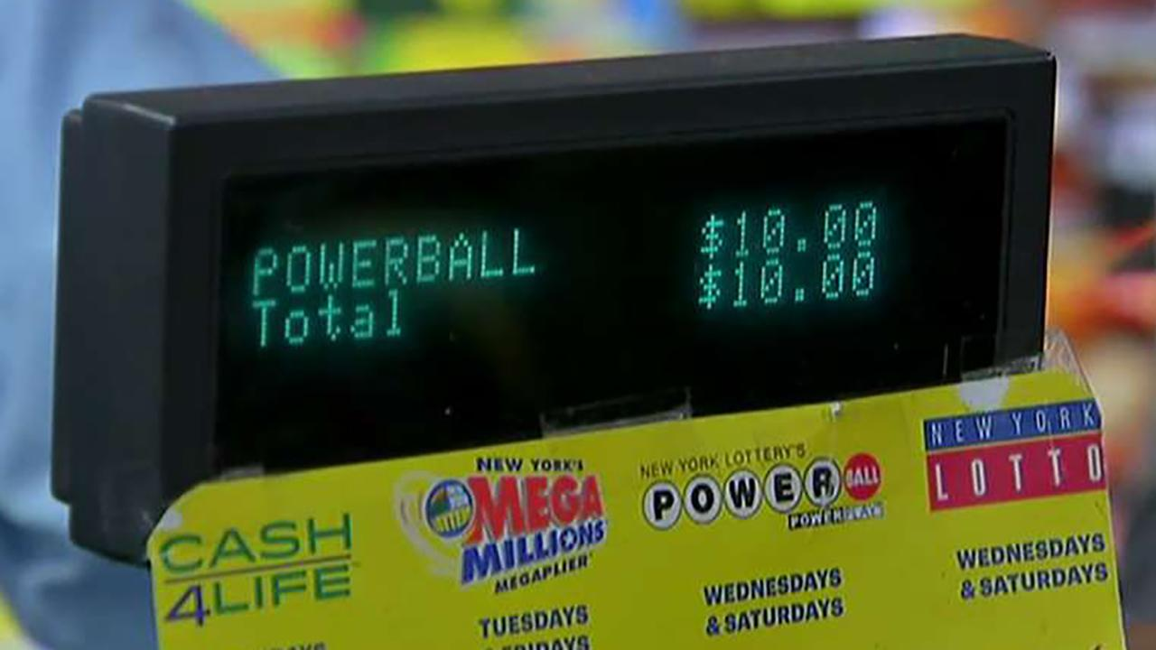 Lottery dreams turn into a financial nightmare for 70 percent of winners