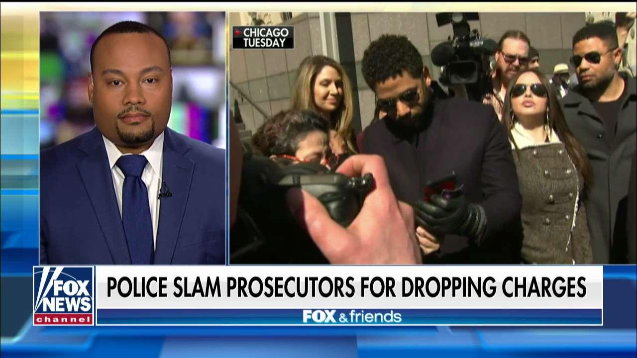 Former Chicago Police Officer Says Smollett Has Been Consistent About One Thing: 'Lying'