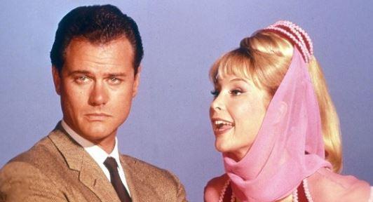 'I Dream of Jeannie' star Barbara Eden recalls the last time she saw Larry Hagman: 'He didn't look sick'