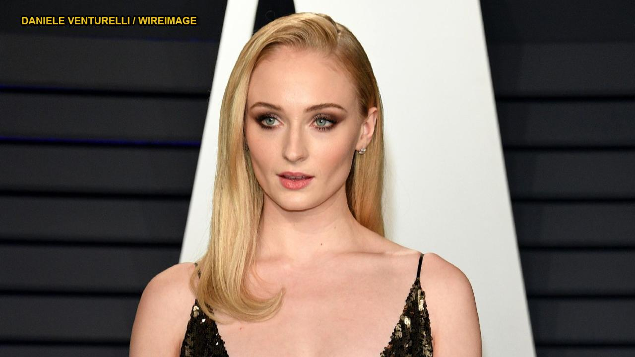 Westlake Legal Group 694940094001_6018836307001_6018844445001-vs 'Game of Thrones' star Sophie Turner reveals she has a 'real urge' to become a police officer Madeline Farber fox-news/entertainment/game-of-thrones fox-news/entertainment/celebrity-news fox news fnc/entertainment fnc article 4900e8ea-ee75-570c-8e4d-f27e1b9961ba
