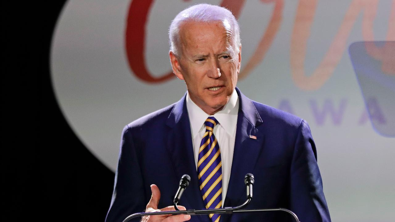 Biden reflects on his role in Anita Hill hearing amid push for him to run in 2020