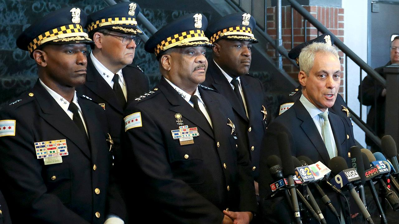 Chicago police blast 'corrupt' justice system after Jussie Smollett's charges are dropped