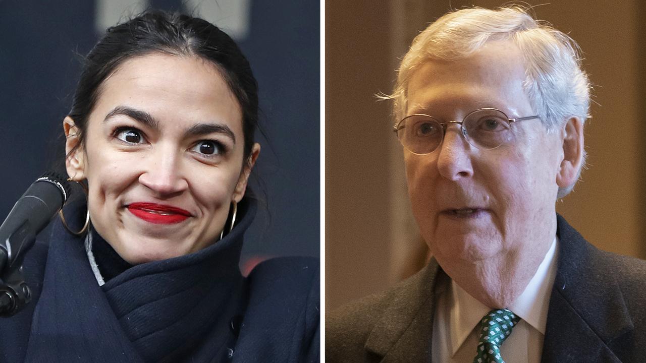 Green New Deal fails in the Senate, four Democrats vote no