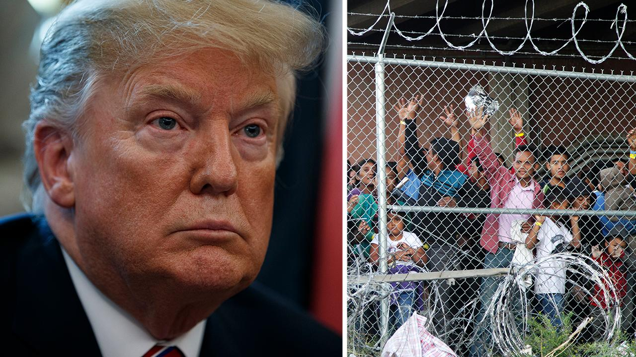 Trump threatens to close southern border, says Mexico and Central America are doing 'nothing' to stop migrants