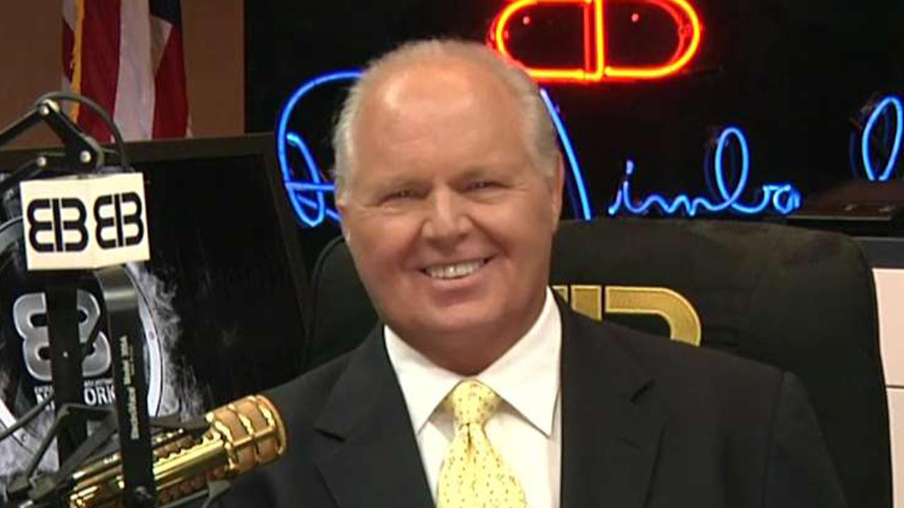 Rush Limbaugh: Democrats like Schiff and Swalwell are trying to keep the collusion hoax alive