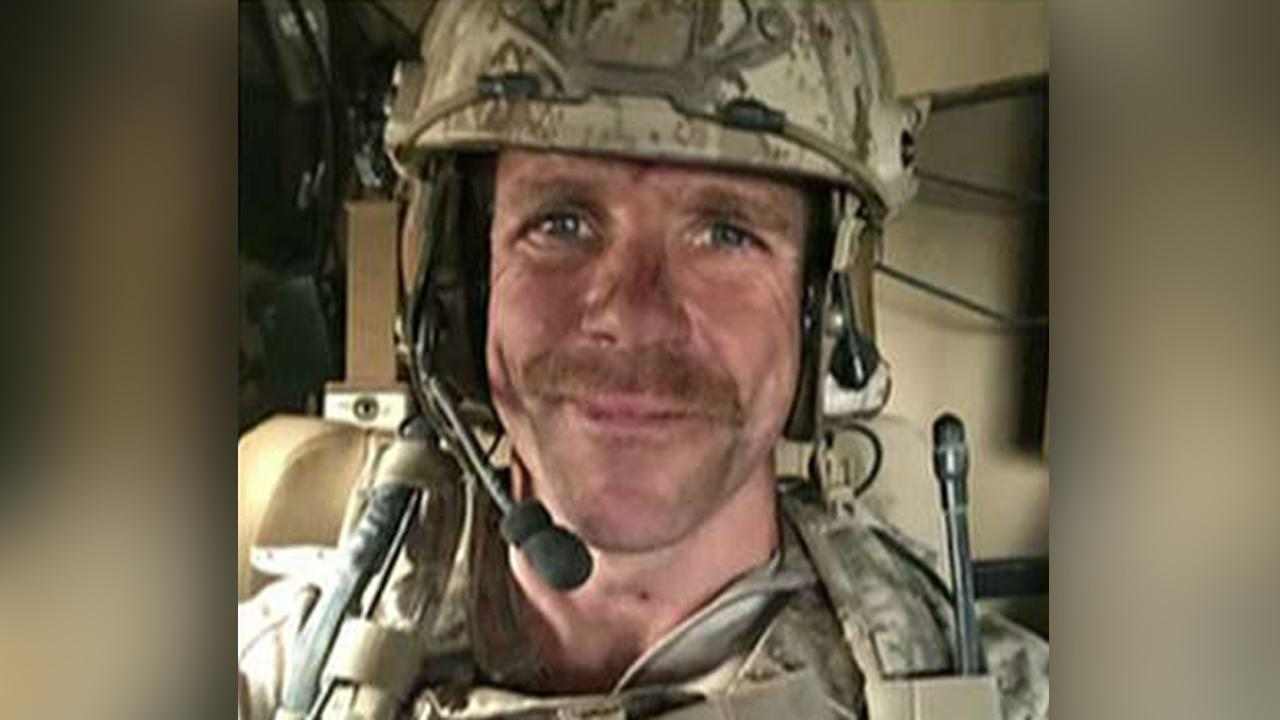 Lawmakers join family's fight for fair treatment of Navy SEAL jailed on war crimes charges