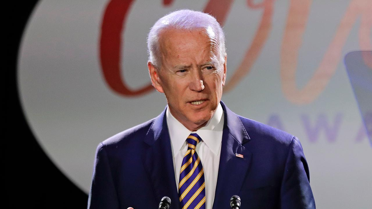 2020 Democratic candidates address accusations of misconduct against Biden thumbnail