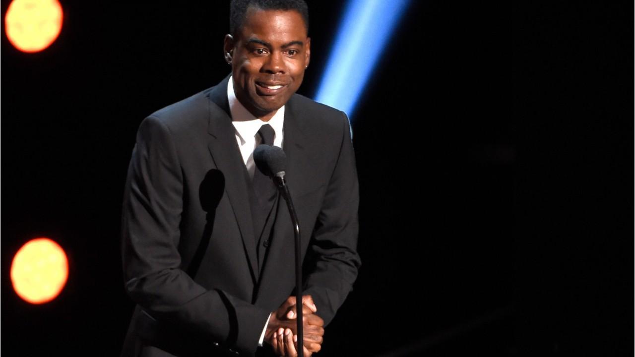 Chris Rock slams Jussie Smollett at NAACP awards