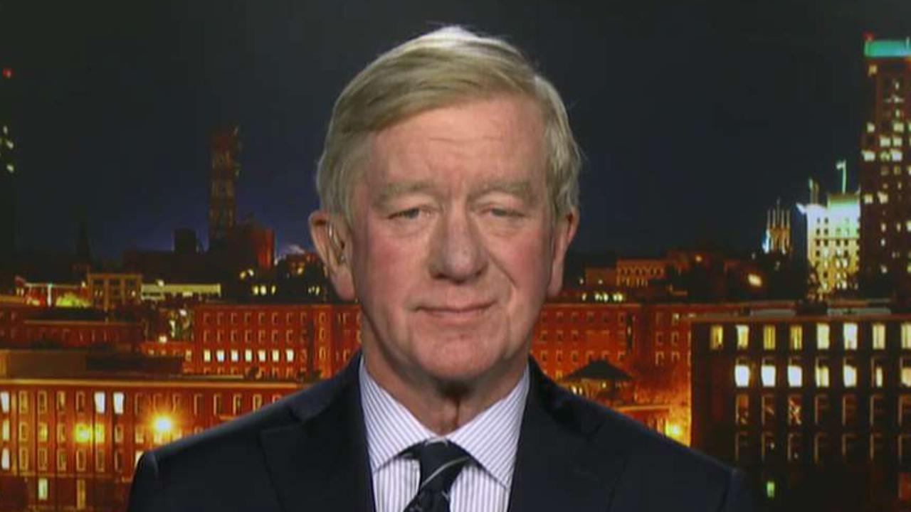 Westlake Legal Group 694940094001_6021064324001_6021066219001-vs Bill Weld officially launches long-shot GOP primary bid against Trump Paul Steinhauser fox-news/politics/elections/republicans fox-news/politics/elections/campaigning fox-news/politics/2020-presidential-election fox-news/person/donald-trump fox news fnc/politics fnc article 9771ba35-2492-5607-bbf2-c69614c23917