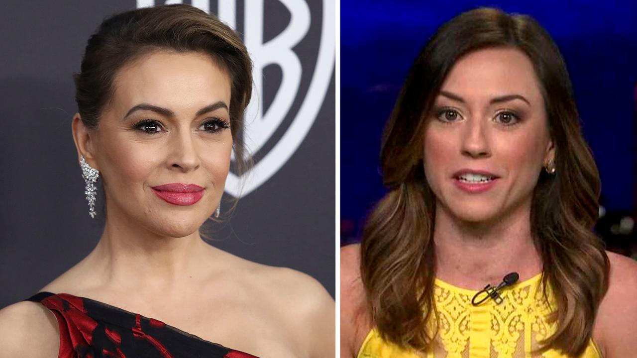 'Unplanned' actress fires back at Alyssa Milano's call to boycott Georgia over 'heartbeat' bill