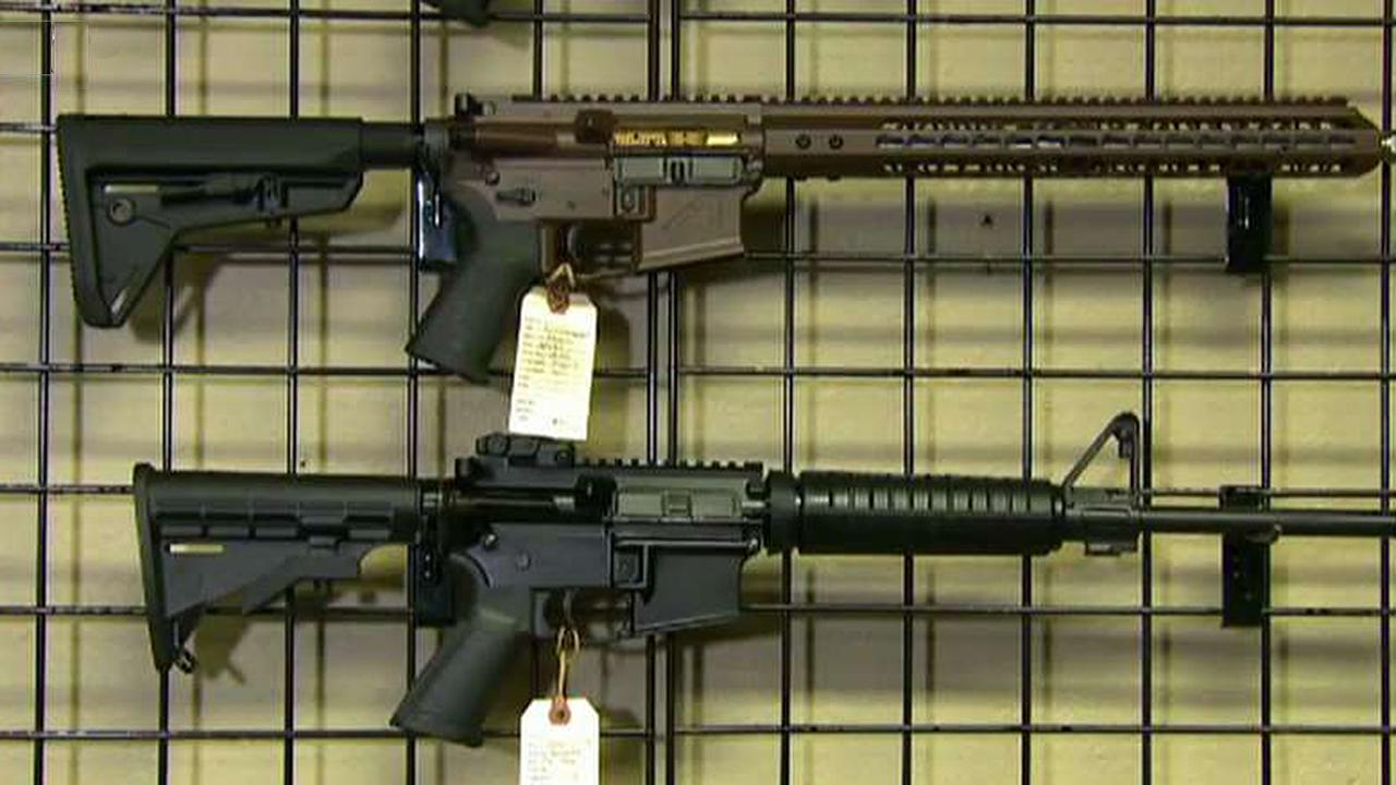 Colorado sheriff won't enforce 'red flag' gun bill