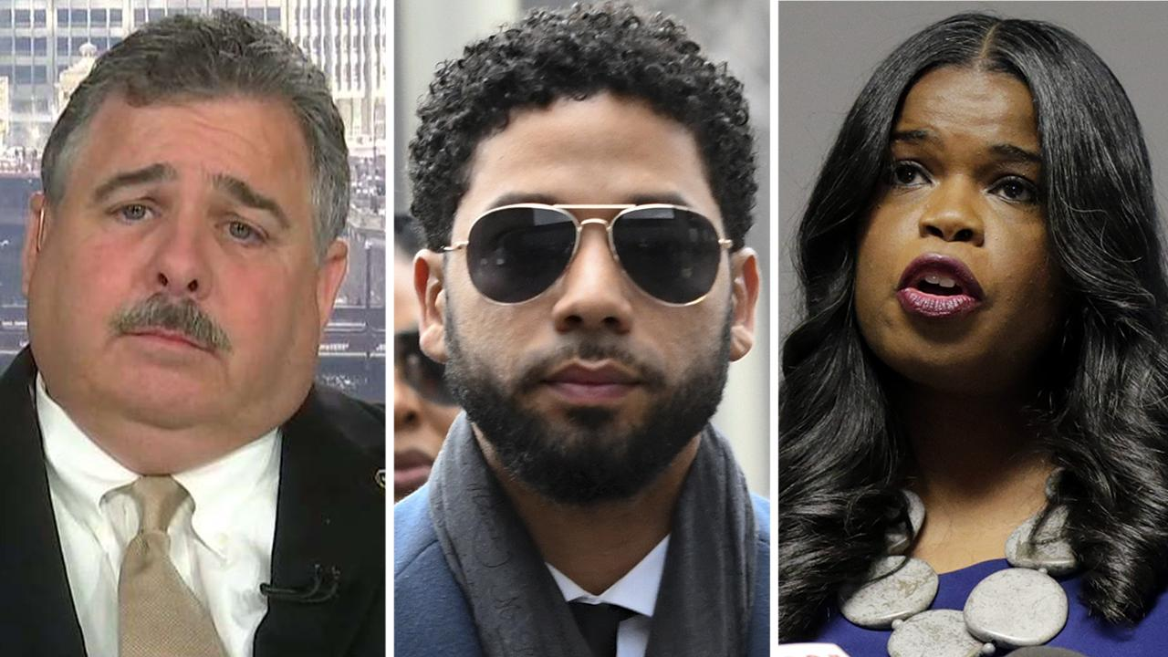 Chicago Fraternal Order of Police seeking 'justice' after city drops case against Smollett