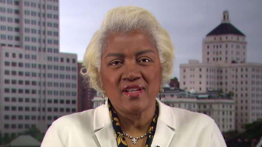 Donna Brazile on accusation of inappropriate behavior from former Vice President Joe Biden