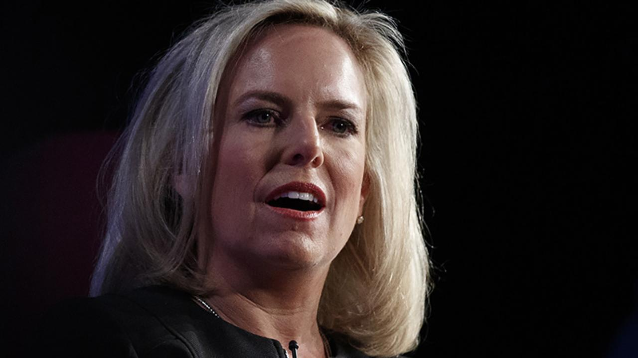 Nielsen: Administration will treat border situation like a category 5 hurricane disaster