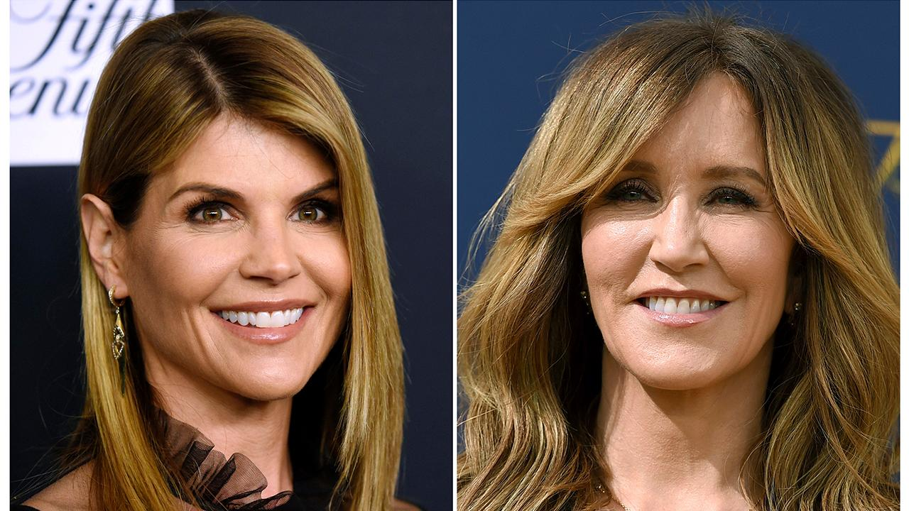 What punishment will parents charged in the college admissions scandal face if found guilty?