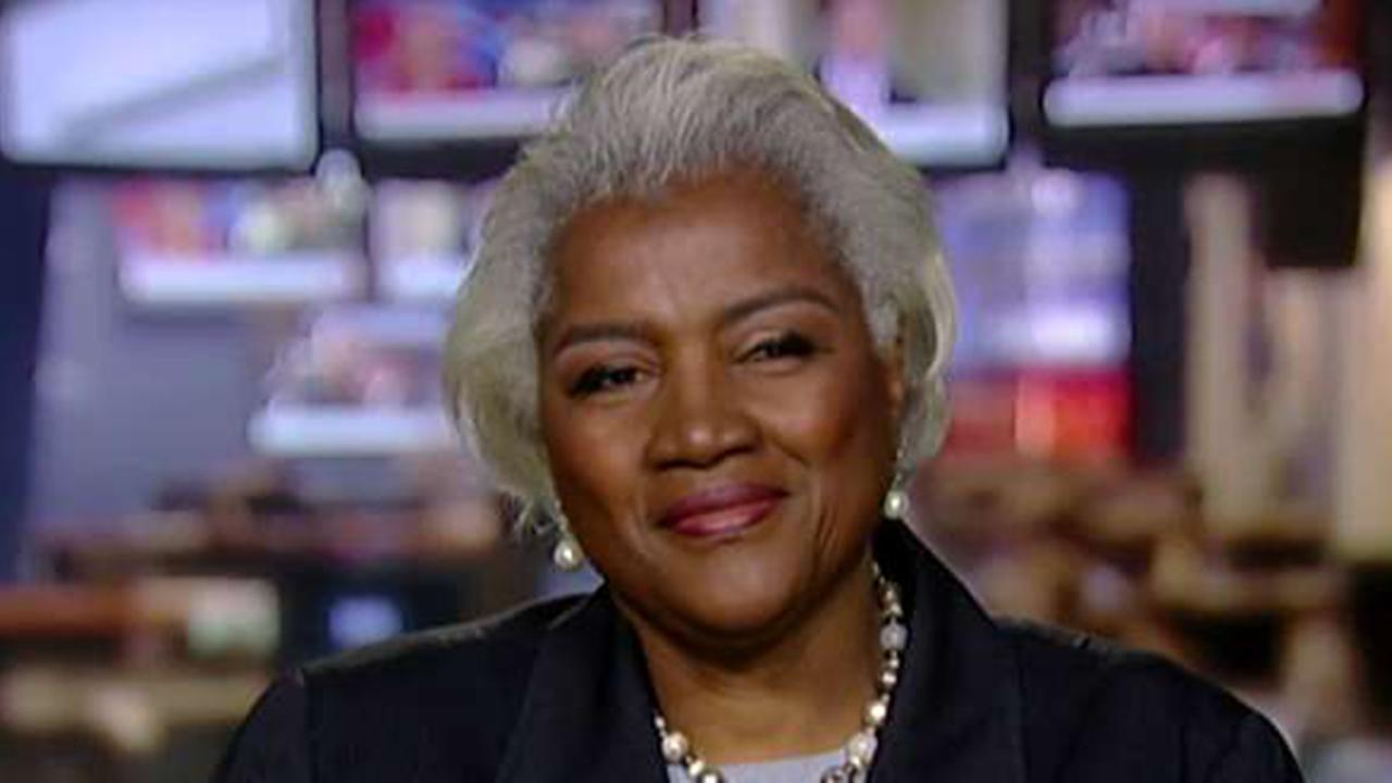 Brazile: These aren't allegations of passionate nuisance opposite Biden
