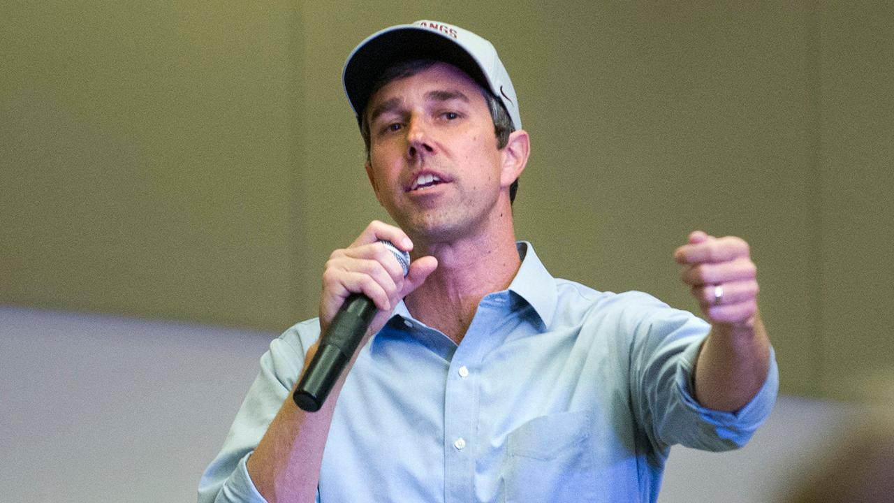 Westlake Legal Group 694940094001_6023158765001_6023153381001-vs Beto O'Rourke confronted at town hall about stingy charitable donations Joseph Wulfsohn fox-news/politics/2020-presidential-election fox news fnc/politics fnc article 80d27120-6ff6-5bbb-a3b0-51180200154d