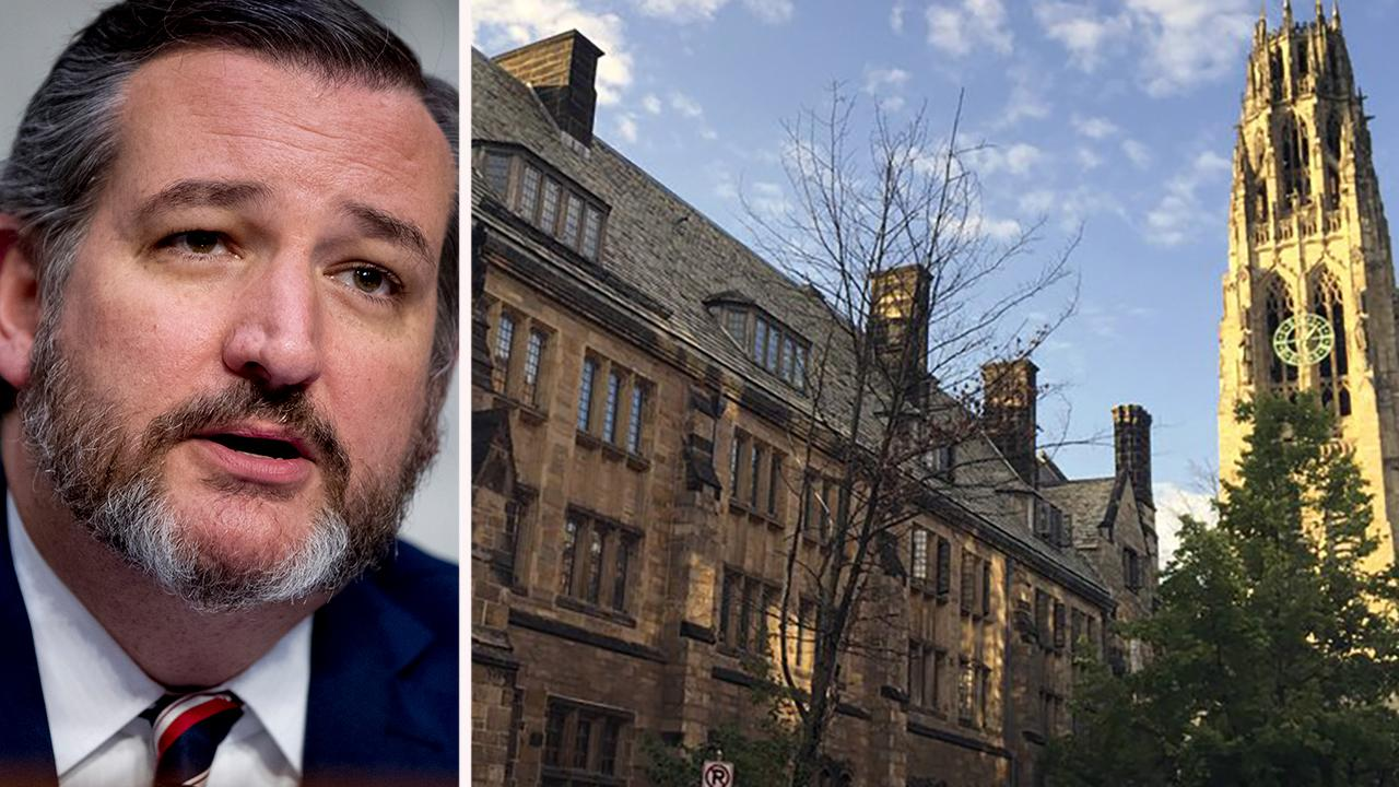 Ted Cruz takes a stand for conservatives on campus
