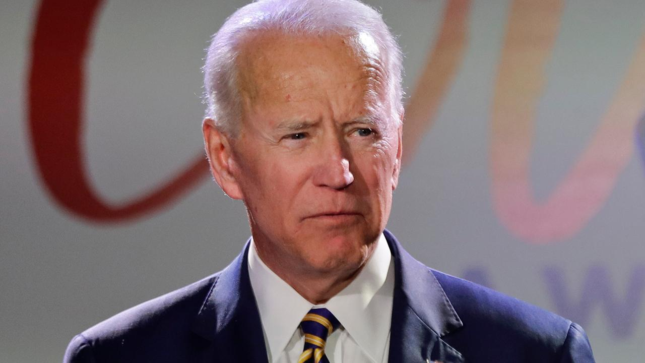 Westlake Legal Group 694940094001_6023911159001_6023898432001-vs More signs of imminent Biden 2020 launch, as ad shoot turns into a 'hot mess' Paul Steinhauser fox-news/politics/2020-presidential-election fox-news/politics fox-news/person/joe-biden fox news fnc/politics fnc article 854cb20c-4bdc-51b3-b35c-650ab3f351de