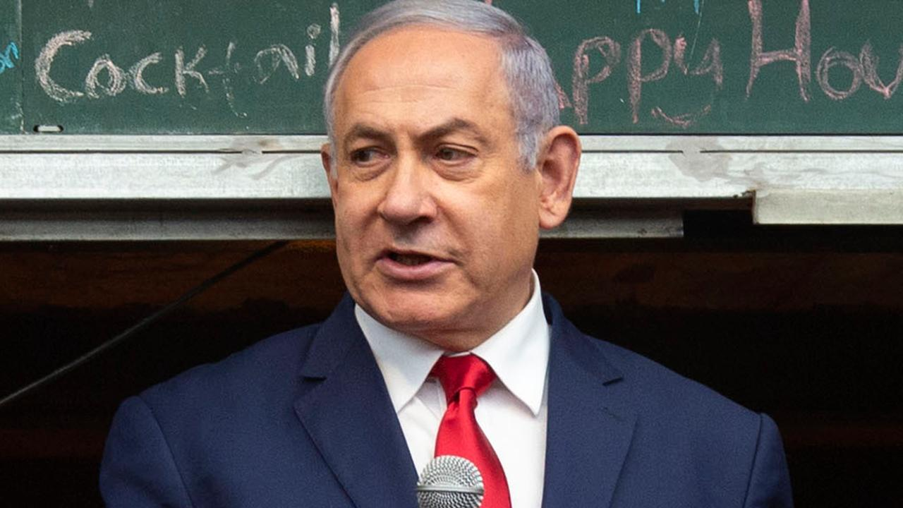 Netanyahu promises to annex West Bank settlements if he wins reelection