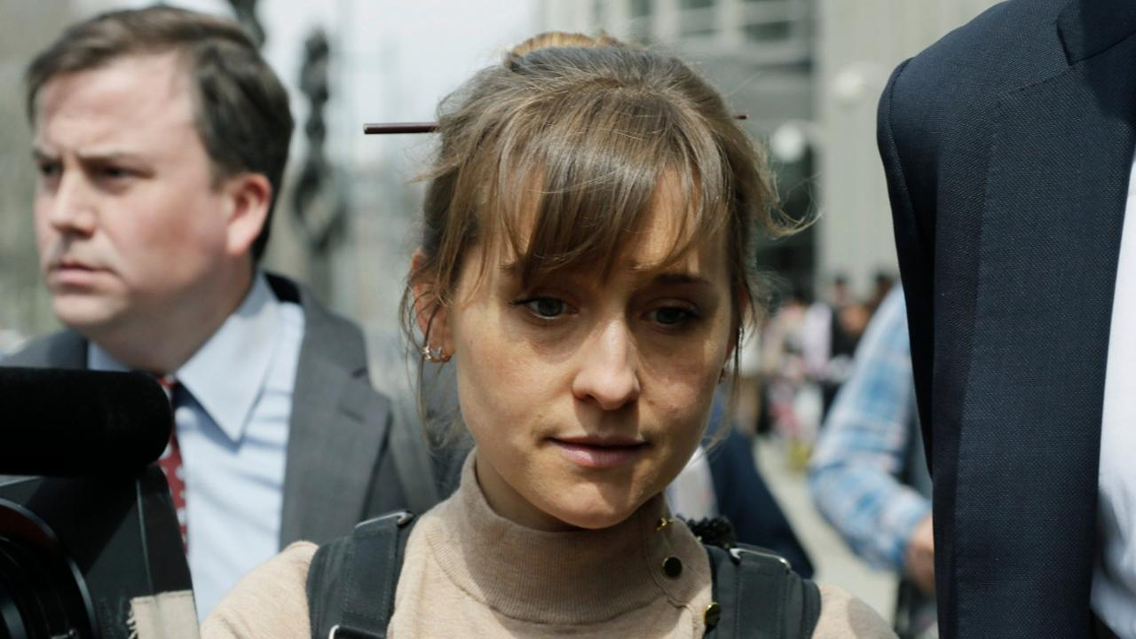 Allison Mack pleads guilty to racketeering charges in NXIVM case