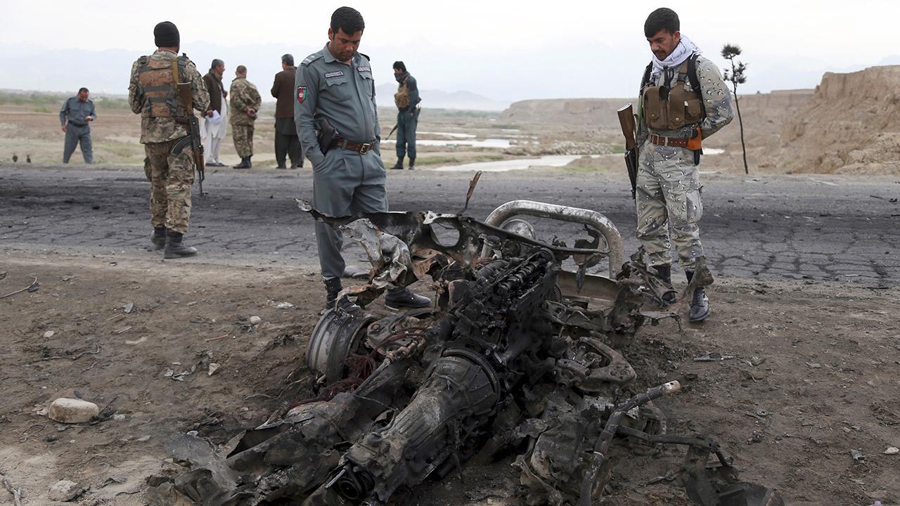 Taliban IED blast kills 3 US service members in Afghanistan