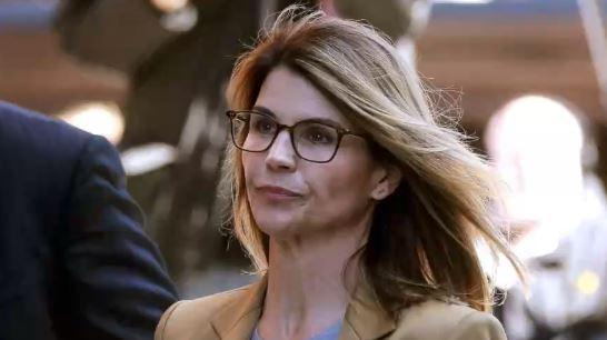 The academic fate of Lori Loughlin's daughter at the University of Southern California is on hold