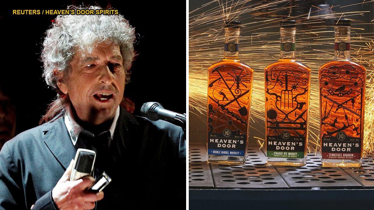 Music legend Bob Dylan to open Nashville whiskey distillery in 2020