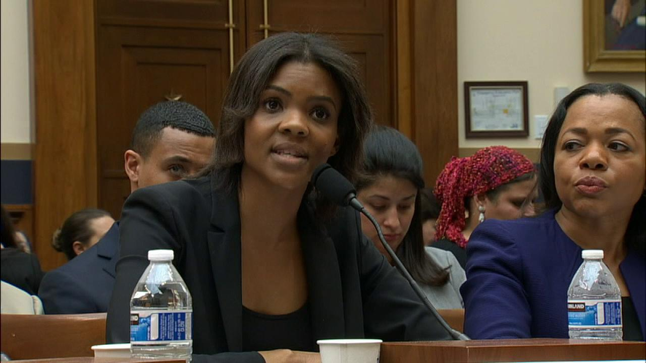 Conservative activist Candace Owens 'considering' running for office