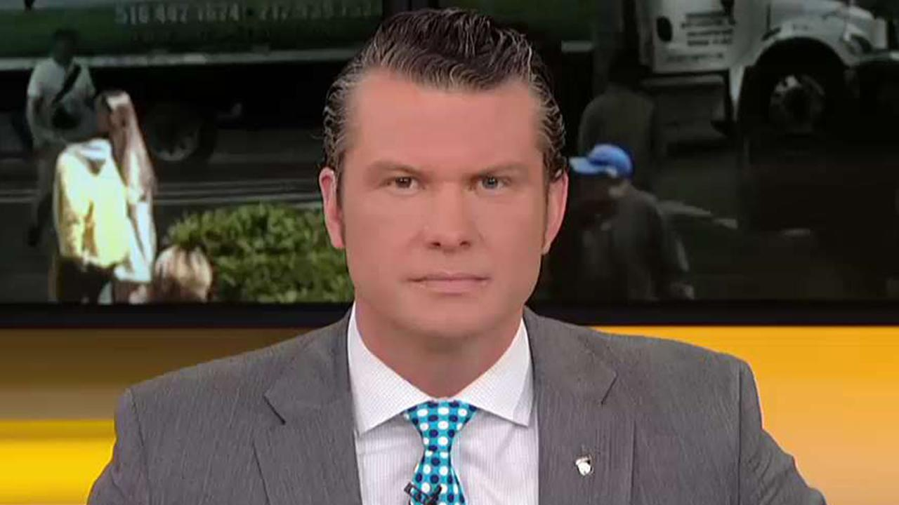 Pete Hegseth previews his new Fox Nation special 'Battle in the Holy City'