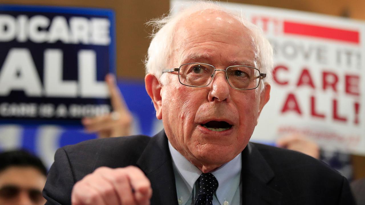 Westlake Legal Group 694940094001_6024833992001_6024833883001-vs Bernie Sanders' evolution: Democratic socialist rises from party gadfly to front-runner Paul Steinhauser fox-news/politics/2020-presidential-election fox-news/politics fox-news/person/bernie-sanders fox news fnc/politics fnc article 35d51396-0808-518e-b638-e573e5437769