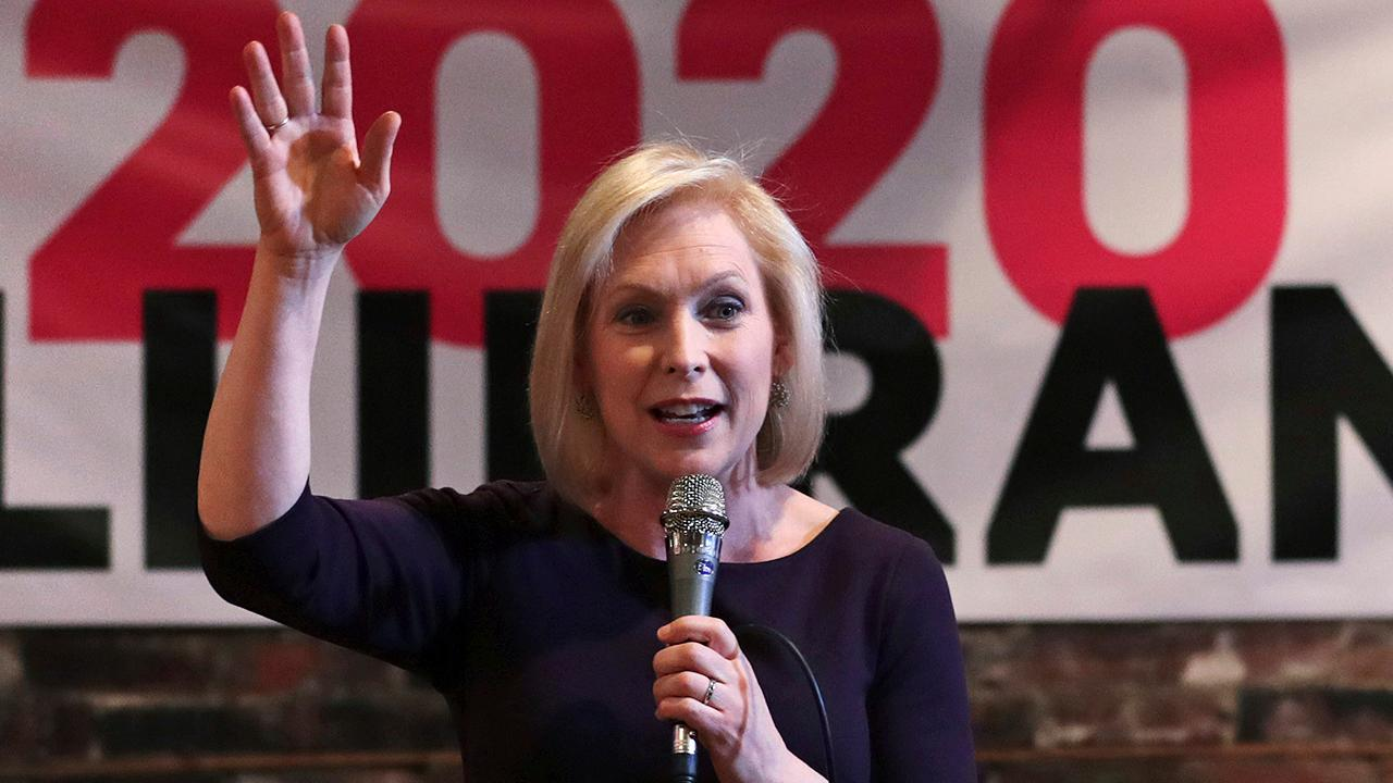 Sen. Kristen Gillibrand says she was 'wrong' on immigration