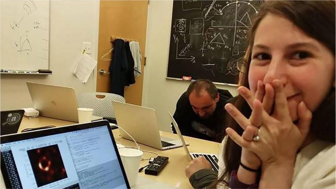 Katie Bouman is the 29-year-old scientist behind first image of black hole
