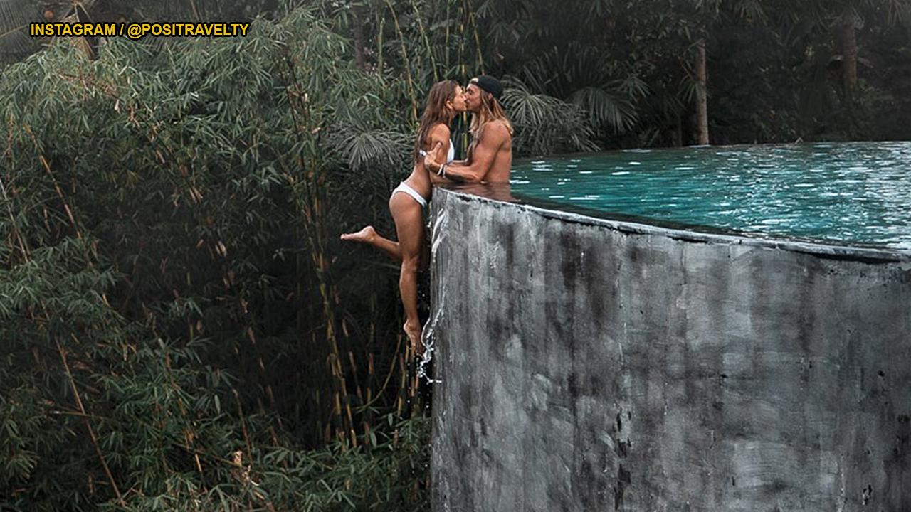 Westlake Legal Group 694940094001_6025225357001_6025227183001-vs Instagram couple responds to 'stupid' infinity pool photo controversy Janine Puhak fox-news/travel/general/travel-safety fox-news/lifestyle/relationships fox-news/lifestyle fox news fnc/travel fnc f42edb28-15c5-5f22-9167-5d2158d78da6 article