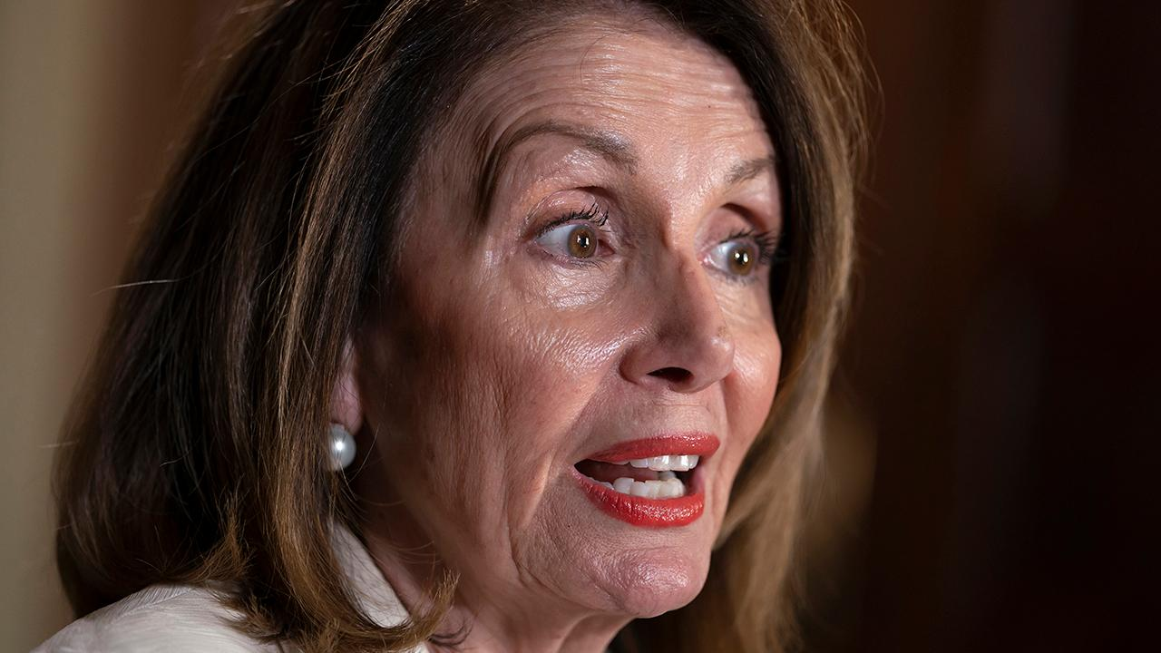 Pelosi says 2020 Democrat ticket doesn't need to include a woman