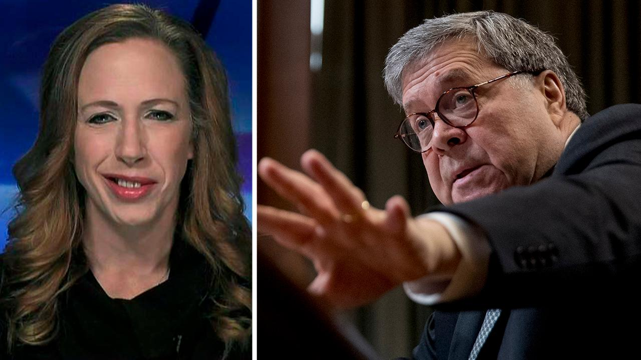 Strassel: Barr brings accountability to questions surrounding FBI's behavior in 2016