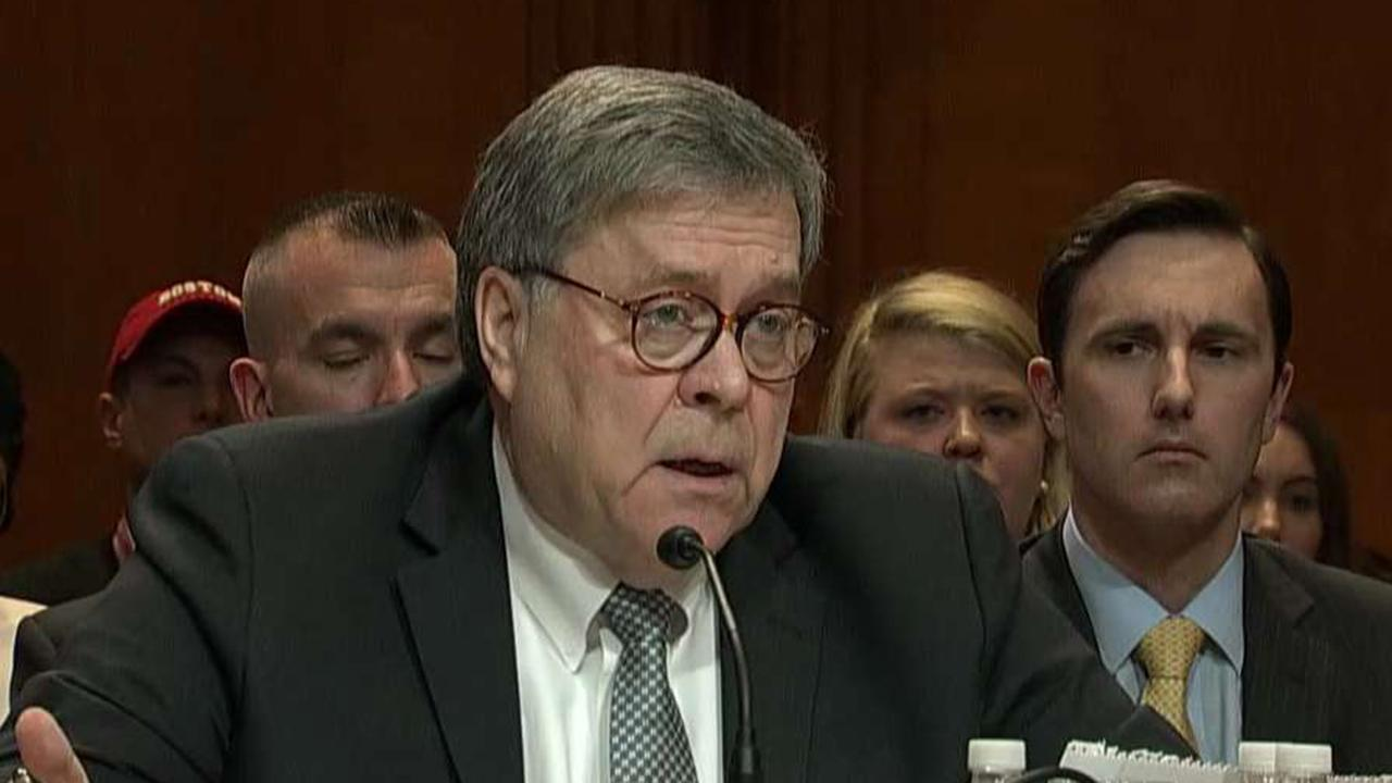 Democrats dispute Barr's remarks that 'spying did occur' on Trump campaign